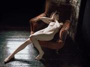Artistic Nude Portrait Artwork by Photographer Donatas Zazirskas
