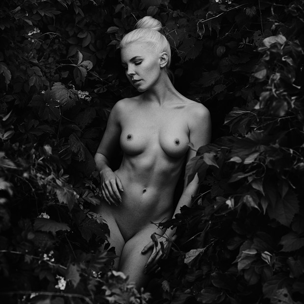Artistic Nude Portrait Photo by Photographer Adrian Holmes