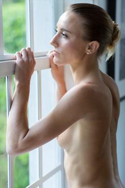 Artistic Nude Self Portrait Photo by Model Chelsea Jo