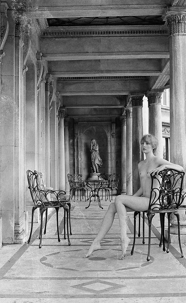 Artistic Nude Self Portrait Photo by Photographer LisaLeverseidge