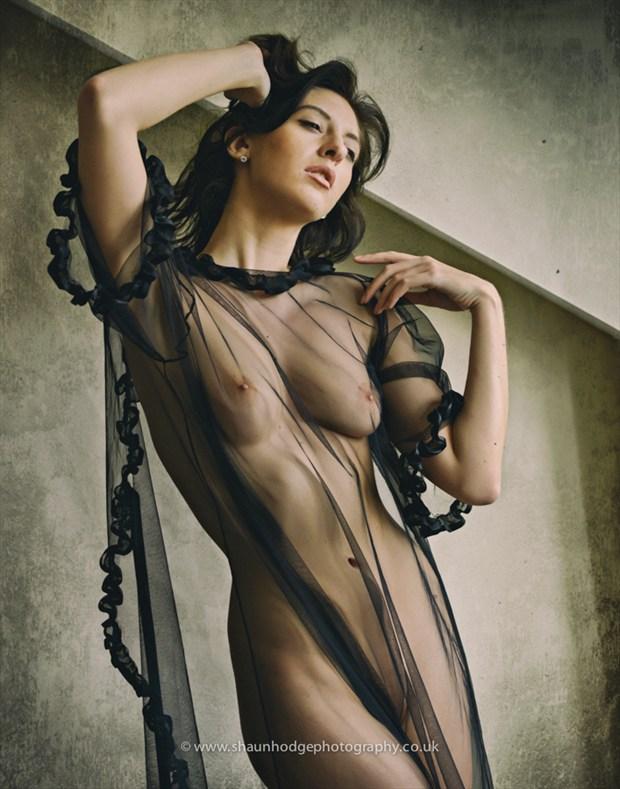 Artistic Nude Sensual Artwork by Model Chiara Elisabetta