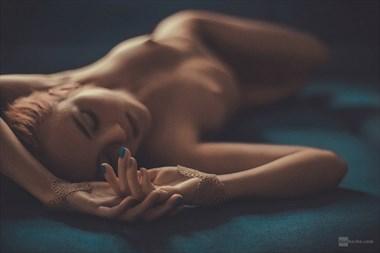 Artistic Nude Sensual Artwork by Model KatherinSher