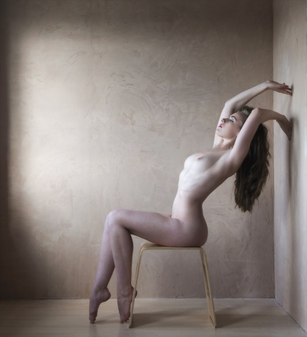 Artistic Nude Sensual Artwork by Model Rosa Brighid