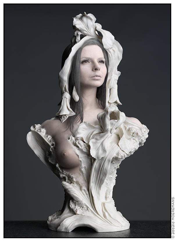 Artistic Nude Sensual Artwork by Photographer Pierre Moeremans