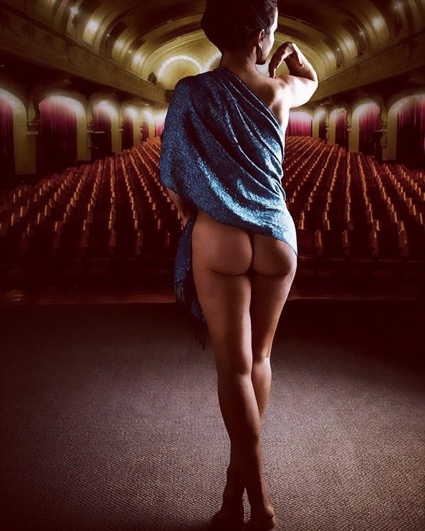 Artistic Nude Sensual Photo by Model AnayaVivian