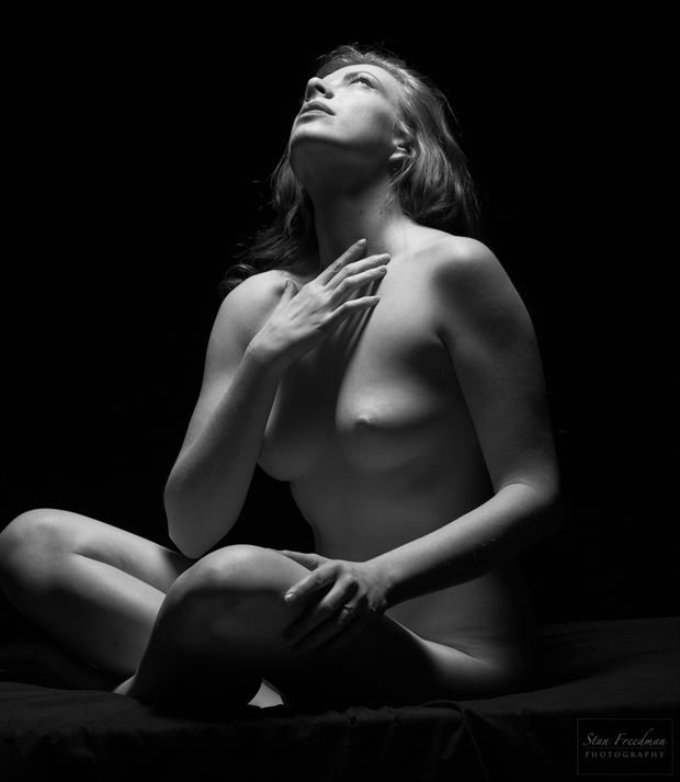 Artistic Nude Sensual Photo by Model Augusta Monroe