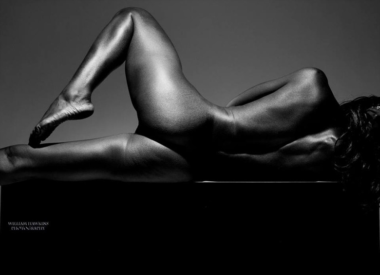 Artistic Nude Sensual Photo by Model Bronzed.In.Beauty