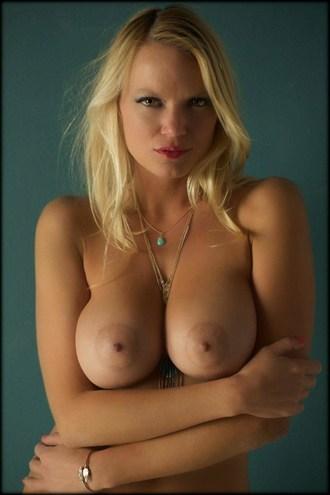 Artistic Nude Sensual Photo by Model Caroline Summers