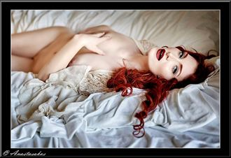 Artistic Nude Sensual Photo by Model Cat Ropo