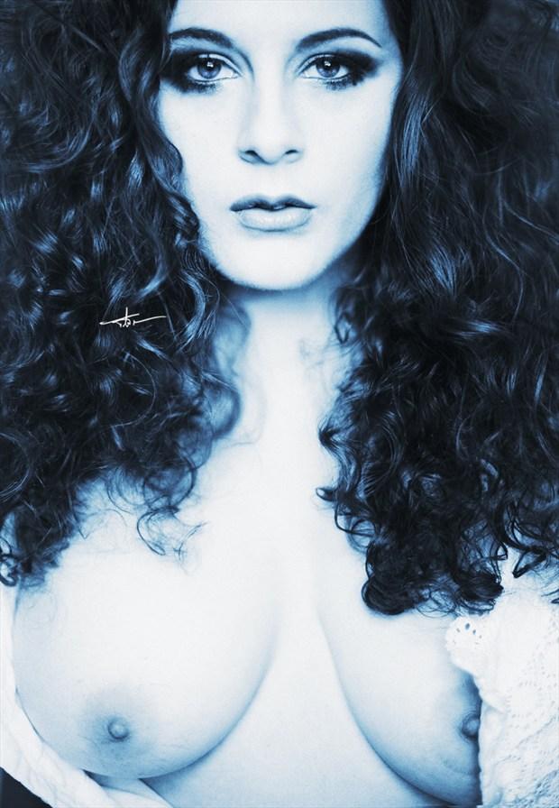 Artistic Nude Sensual Photo by Model Eleanor Rose