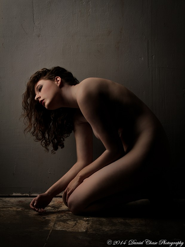 Artistic Nude Sensual Photo by Model Eleanor Rose