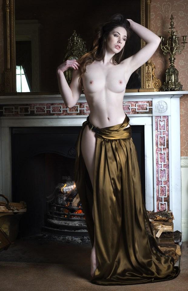 Artistic Nude Sensual Photo by Model Elle Beth