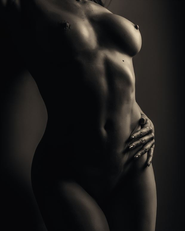 Artistic Nude Sensual Photo by Model Emazon05