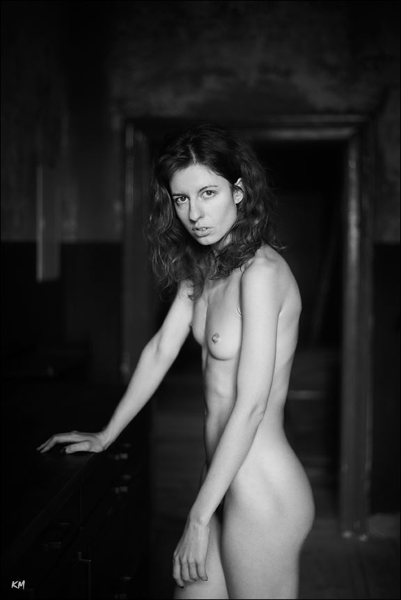 Artistic Nude Sensual Photo by Model FAM