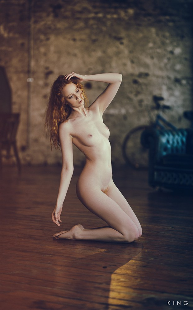 Artistic Nude Sensual Photo by Model Gem