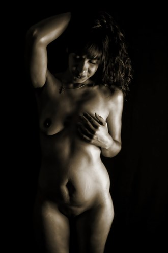 Artistic Nude Sensual Photo by Model GloryQ