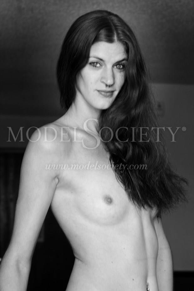 Artistic Nude Sensual Photo by Model Helen Hellfire