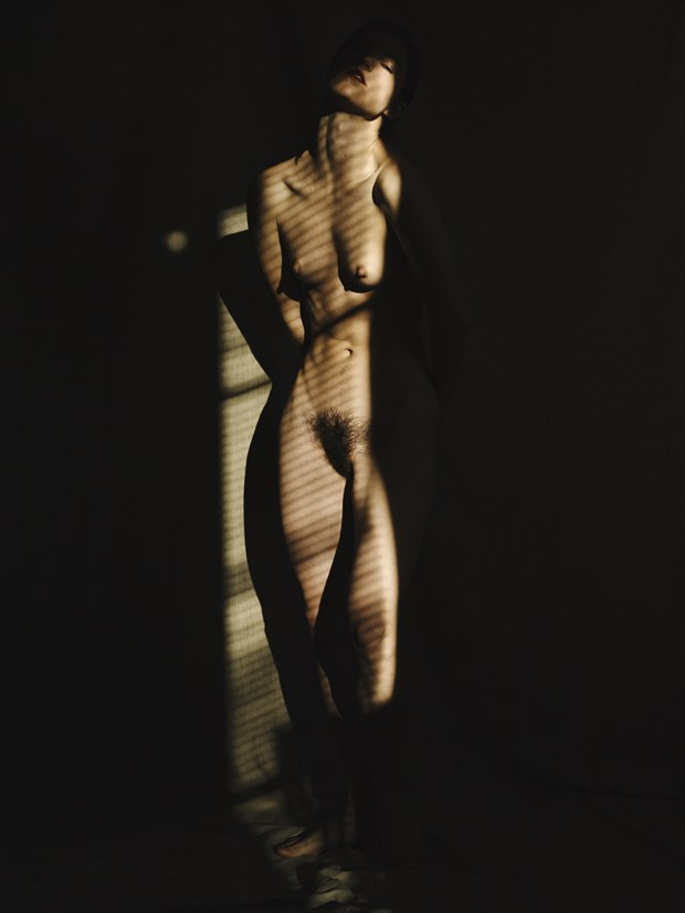 Artistic Nude Sensual Photo by Model Kyotocat