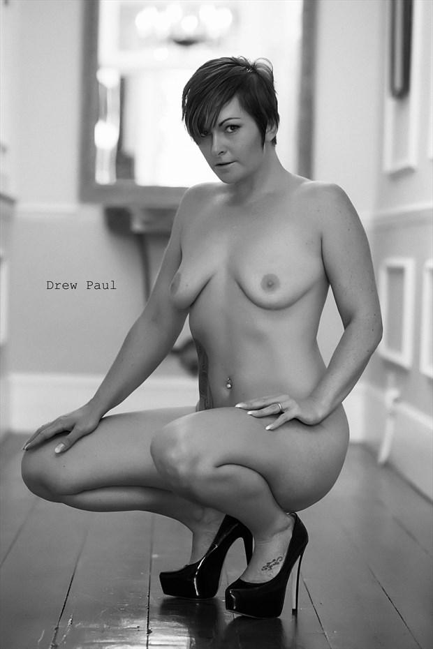 Artistic Nude Sensual Photo by Model Laura J Draycon