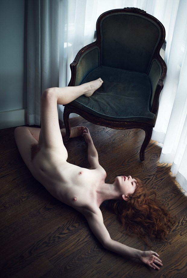 Artistic Nude Sensual Photo by Model Liv Sage