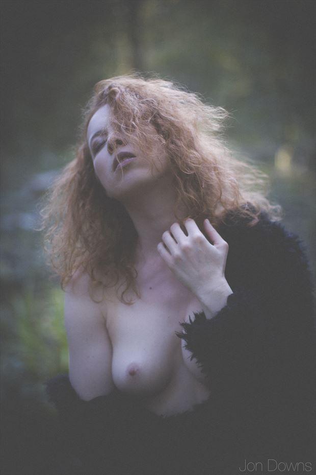 Artistic Nude Sensual Photo by Model Loreley