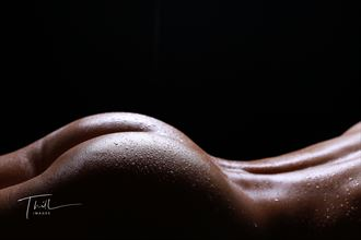 Artistic Nude Sensual Photo by Model MPC
