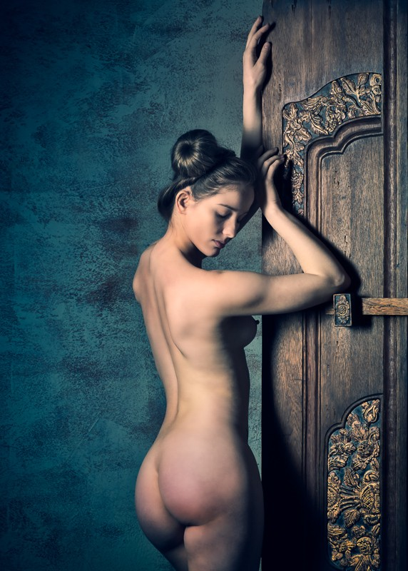 Artistic Nude Sensual Photo by Model MaryCeleste