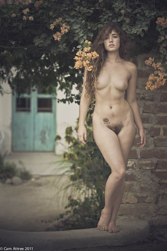 Artistic Nude Sensual Photo by Model Meghan Claire