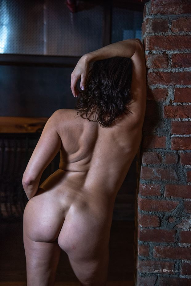 Artistic Nude Sensual Photo by Model Ms_M
