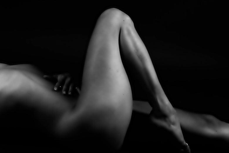 Artistic Nude Sensual Photo by Model Zazyl