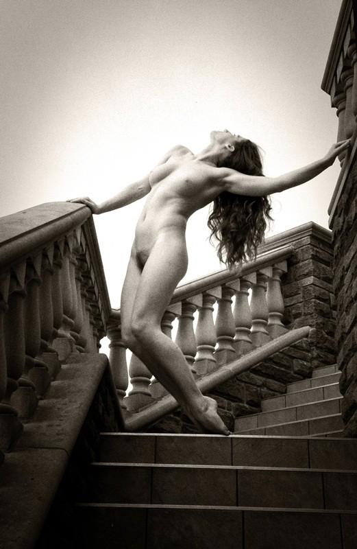 Artistic Nude Sensual Photo by Photographer AJ Kahn