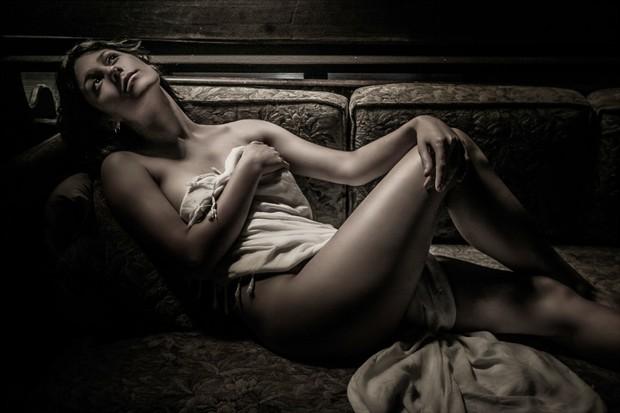 Artistic Nude Sensual Photo by Photographer Beau