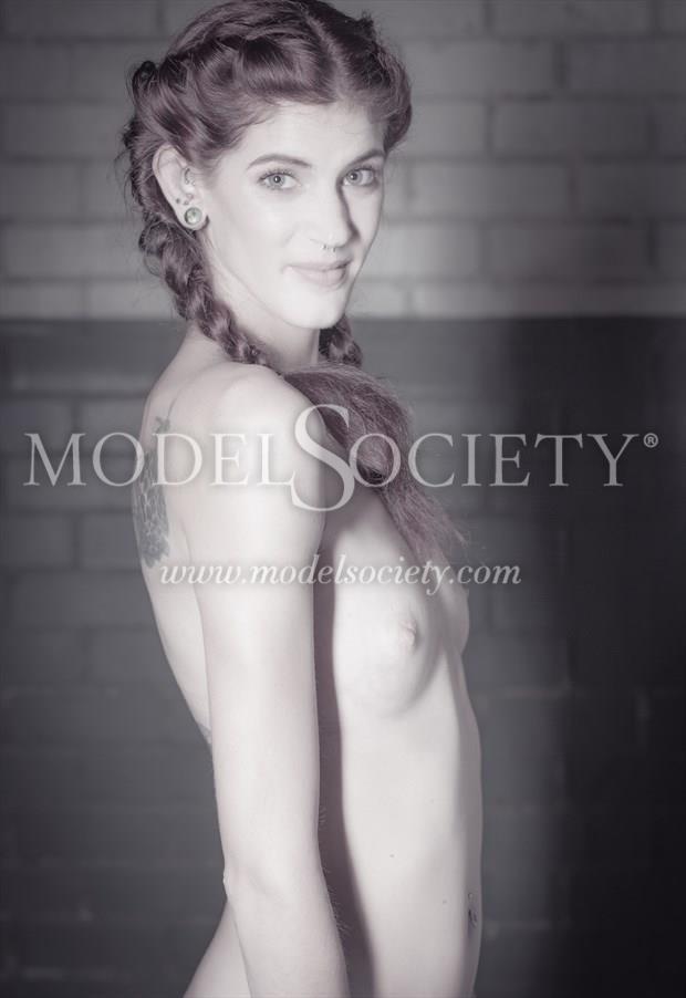 Artistic Nude Sensual Photo by Photographer Freeman Long