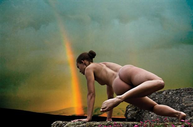 Artistic Nude Sensual Photo by Photographer Gene Newell
