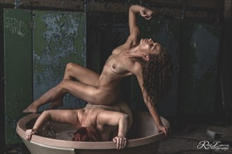 Artistic Nude Sensual Photo by Photographer Rebel Russ