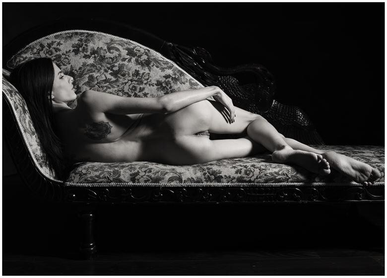 Artistic Nude Sensual Photo by Photographer Tommy 2's
