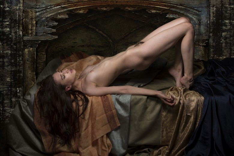 Artistic Nude Sensual Photo by Photographer milchuk