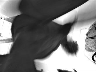 Artistic Nude Silhouette Artwork by Artist Sebastien FreeZone