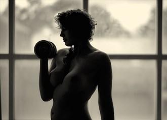 Artistic Nude Silhouette Photo by Photographer Kurostills