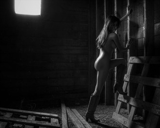 Artistic Nude Silhouette Photo by Photographer wsclesky