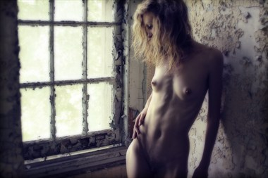 Artistic Nude Soft Focus Artwork by Artist The Abandoned Dream