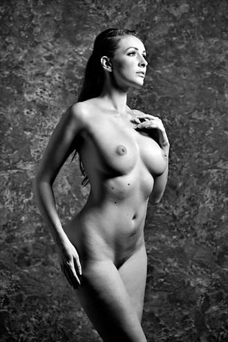 Artistic Nude Studio Lighting Artwork by Photographer Eros Fine Art
