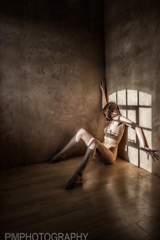 Artistic Nude Studio Lighting Artwork by Photographer PMPhotography
