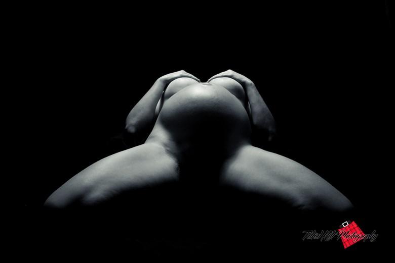 Artistic Nude Studio Lighting Artwork by Photographer The Artist