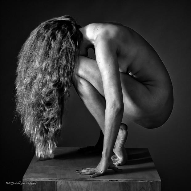 Artistic Nude Studio Lighting Artwork by Photographer Thom Peters Photog