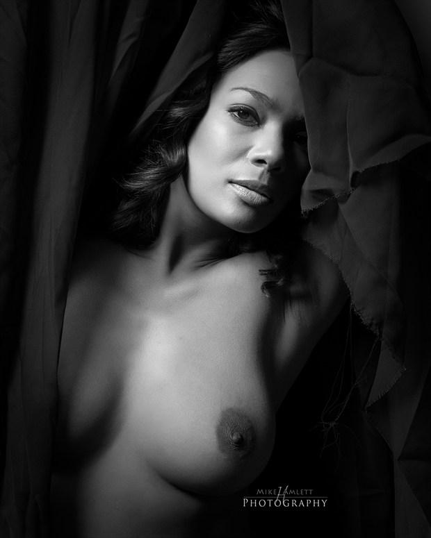 Artistic Nude Studio Lighting Artwork by Photographer mehamlett