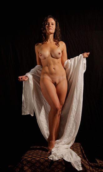 Artistic Nude Studio Lighting Photo by Model Muse_du_Monde