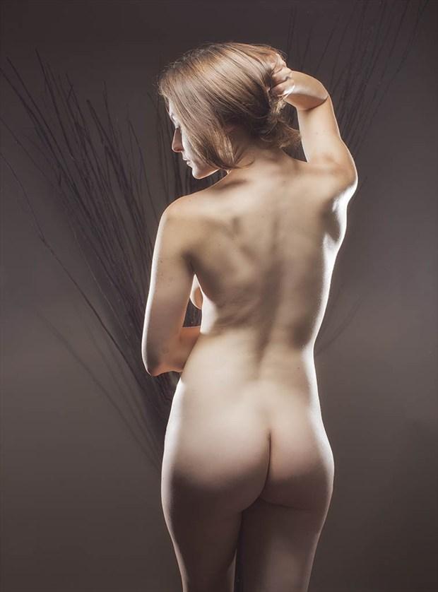 Artistic Nude Studio Lighting Photo by Model erin elizabeth