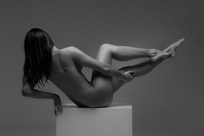 Artistic Nude Studio Lighting Photo by Photographer 968NO