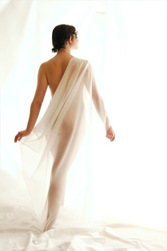 Artistic Nude Studio Lighting Photo by Photographer Adero